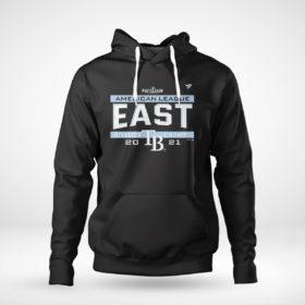 Unisex Hoodie Tampa Bay Rays AL East Champions Shirt