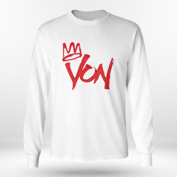 Unisex Longsleeve shirt King Von Shirt
