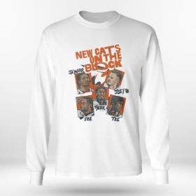 Unisex Longsleeve shirt New Cats on the Block Shirt
