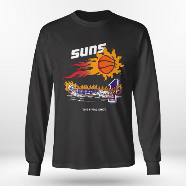 Unisex Longsleeve shirt Warren Lotas Devin Booker Shirt