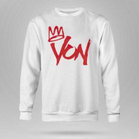 Unisex Sweetshirt King Von Shirt