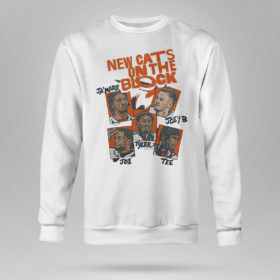 Unisex Sweetshirt New Cats on the Block Shirt