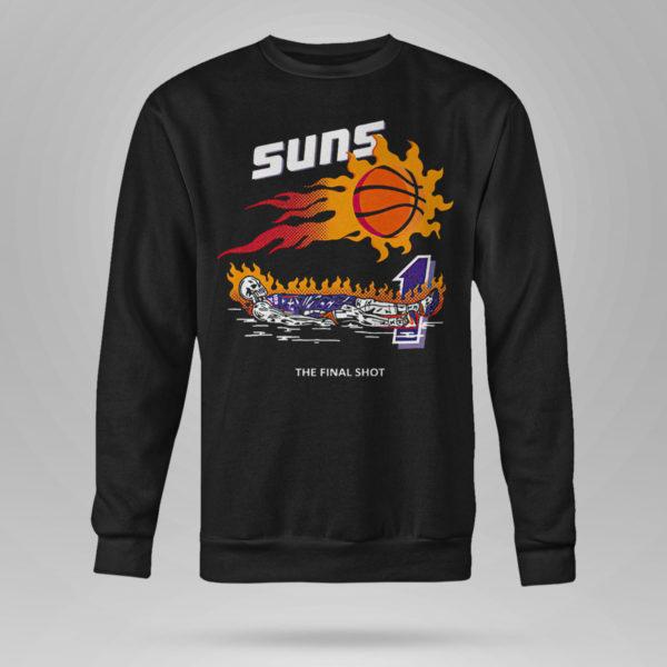 Unisex Sweetshirt Warren Lotas Devin Booker Shirt