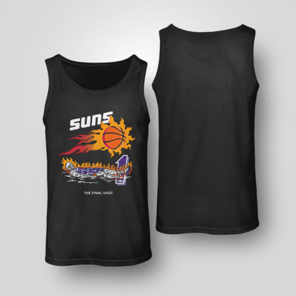 Unisex Tank Top Warren Lotas Devin Booker Shirt